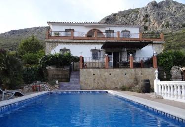 Casa Flabas - Periana, Málaga