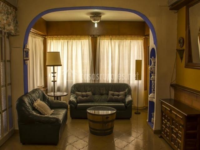 Casa Rural Melisendra