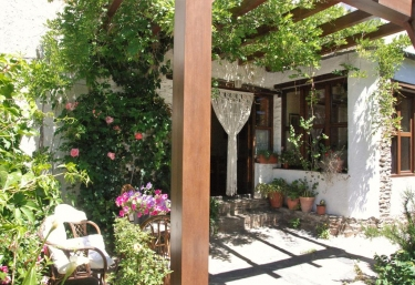 Casa África - Mecina Fondales, Granada