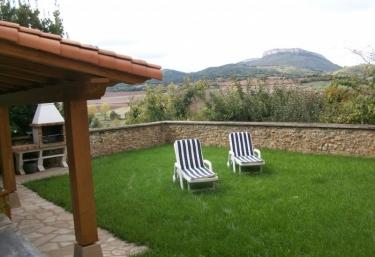 El Encinedo - Genevilla, Navarra