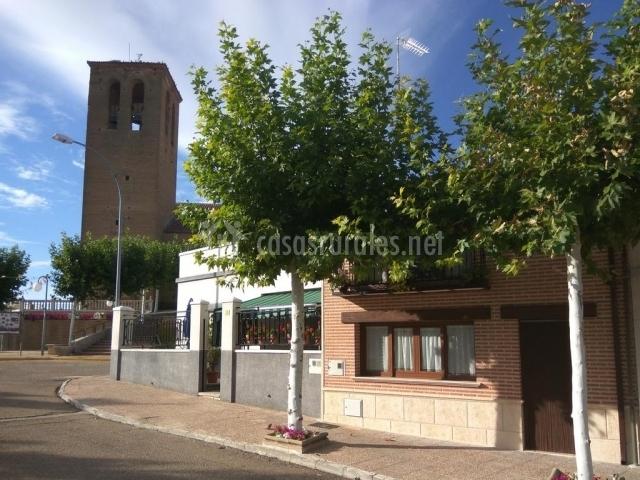 Casa Rural Isabel Villaflores Salamanca