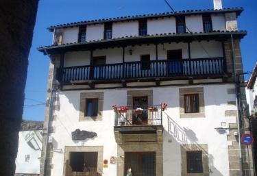 La Casa Chacinera - Candelario, Salamanca