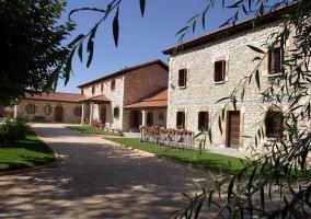 La Finca de Salaverri - Villa Superior