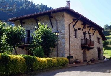 Casa Rural Goikoetxe - Zeanuri, Vizcaya