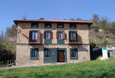 Casa Rural Enkartada - Sopuerta, Vizcaya