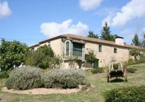 Casa Rural Rectoral de Armariz - A Albergueria (Nogueira De Ramuin), Ourense