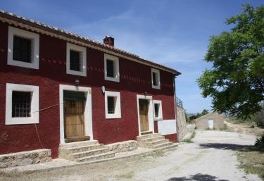 Casas Mulero Y Pastor - Ferez, Albacete