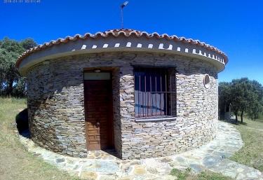 Chozos Carrascalejo - Carrascalejo, Cáceres