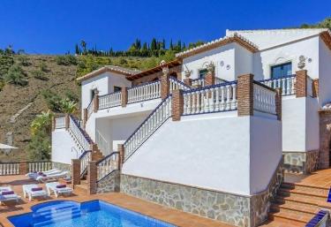 Villa El Pedregal - Frigiliana, Málaga