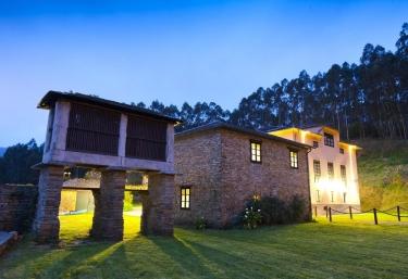 Finca Goleta - Foz (Casco Urbano), Lugo