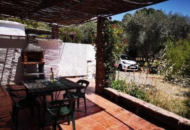 Cortijo el Nuevo Olivo - Orgiva, Granada