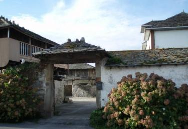 Casa Maruto - Queruas, Asturias