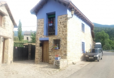 La Casa Azul - Yosa De Sobremonte, Huesca