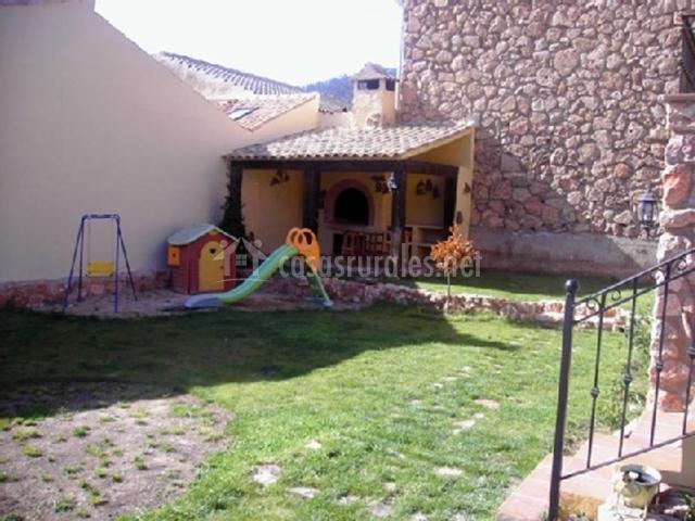 Casa Rural La Almenara en Riopar (Albacete)