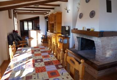 Casa Rural Os Arregueses - Alquezar, Huesca