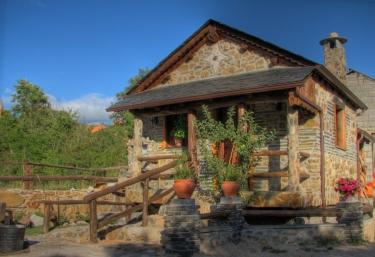 Cabaña Rural Lagua Rubia - Las Medulas, León
