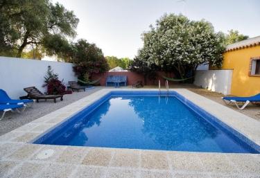 Casas el Camino - Zahora, Cádiz