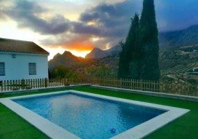 Casa rural El Olimpo