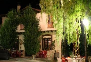 Pantano de Burgomillodo - Burgomillodo, Segovia