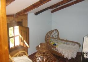 Sofá cama supletoria habitación doble