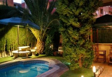 Casa Axier - Biar, Alicante