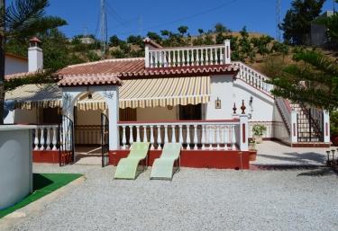 Casa rural cerca de la playa - Almayate Bajo, Málaga