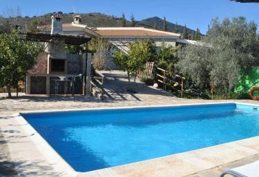 Villa Cereza - La Joya Nogales, Málaga