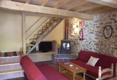 Casa rural Jim Morrison - Linares De Riofrio, Salamanca