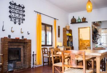 Casa rural Peñalosa - Pruna, Sevilla