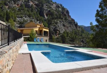 Casas Rurales Mirador de Zumeta - Casa del Cortado - Yeste, Albacete