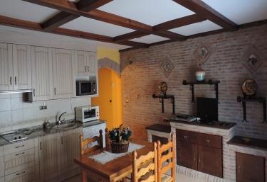 Apartamento A- El Refugio - Mora De Rubielos, Teruel