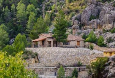 Casas Rurales Mirador de Zumeta - Casa de Piedra - Yeste, Albacete