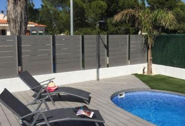 Casa Azul - Deltebre, Tarragona