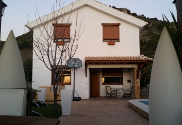 Casa Yedra - Nivar, Granada