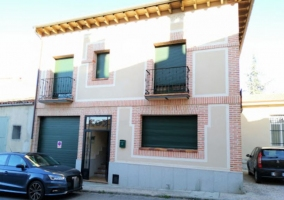 Casa Siete Picos - Torrecaballeros, Segovia