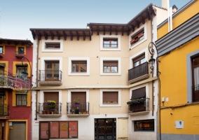 Apartamento Caprichos Aranda