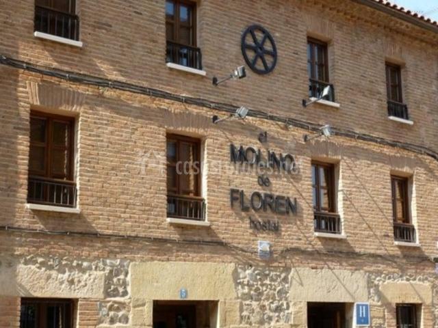 Hostal el molino de floren hotel rural en santo domingo de la calzada la rioja - Casa rural santo domingo dela calzada ...