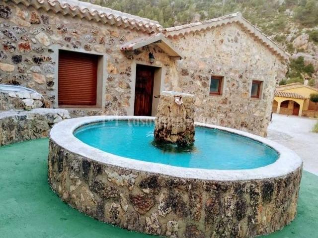Casa Rural La Fuente Yeste Albacete