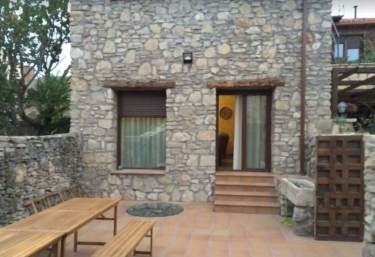 Casa Senderuela - Tamajon, Guadalajara