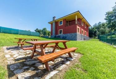 Apartamento Rural Andrea III - Rioseco (Llanes), Asturias