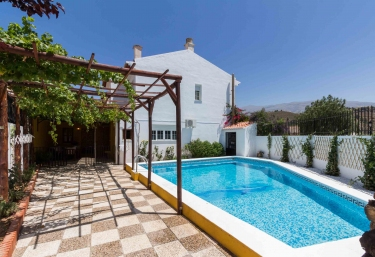 Casa Samia - Conchar, Granada