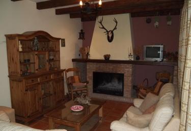 Vivienda Turística Rural Casa Camilo - Segura De La Sierra, Jaén