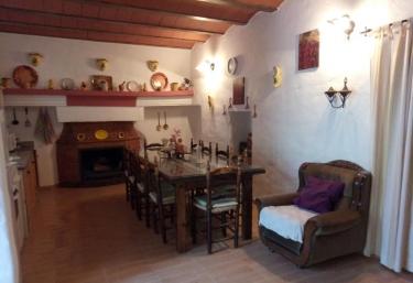 Casa Cueva La Fuente  - Fontanar, Jaén