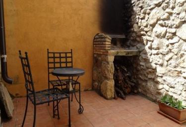 Casa La Cantonera - La Cuba, Teruel