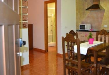 Al-Bereka- Estudio 2 pax - La Alberca, Salamanca