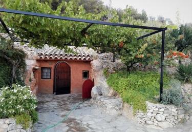 Cueva El Parral - Pegalajar, Jaén