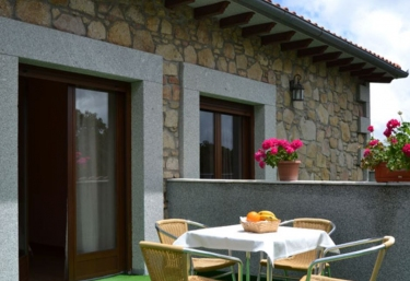 Al-Bereka- Apartamento con terraza - La Alberca, Salamanca