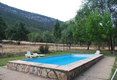 Fuente de la Yedra - Arroyo Frio, Jaén