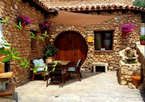 Casas rurales Almoguer- Casa La Fuente