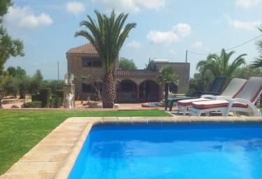 Villa Rural Avril - L' Ampolla, Tarragona